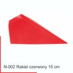 rakiel czerwony twardy do wyciskania wody spod folii - FOLIGGO