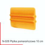 płytka pomarańczowa - foliggo