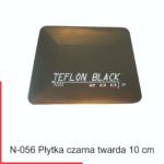 płytka czarna teflon black - foliggo