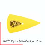 płytka żółta contour - łeska