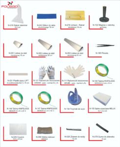 FOLIGGO narzędzia 3